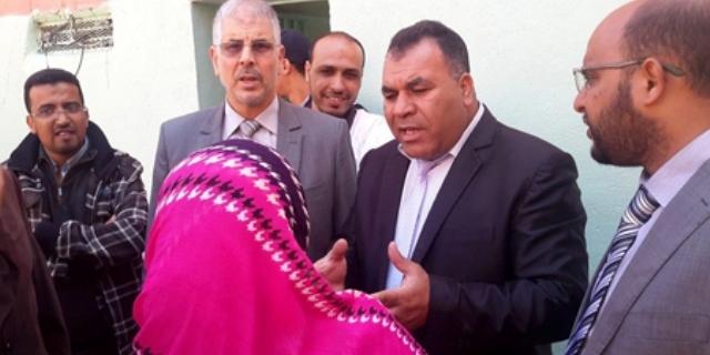 عامل بوجدور يرفض استقبال وفد برلماني لحزب رئيس الحكومة