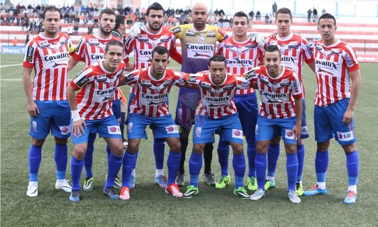 المغرب التطواني يواصل صدارة الدوري المغربي