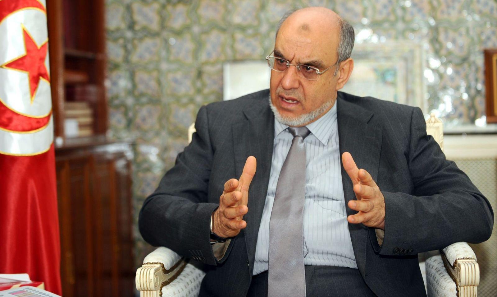 حركة النهضة التونسية تنفي استقالة حمادي جبالي