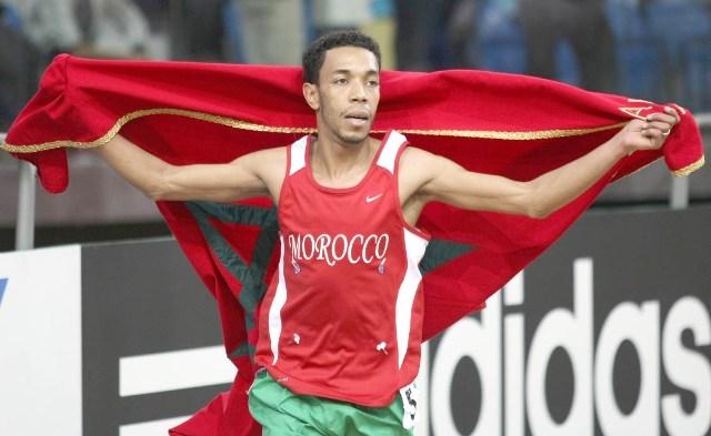 ايكيدير يحرز الميدالية النحاسية في سباق 1500 متر ببطولة العالم داخل القاعة