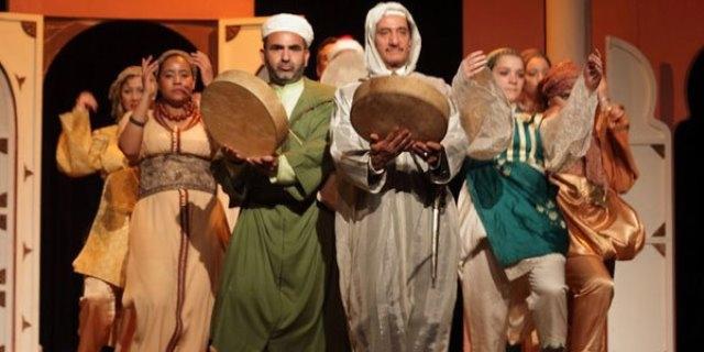 المغرب يحتفل باليوم العالمي للمسرح