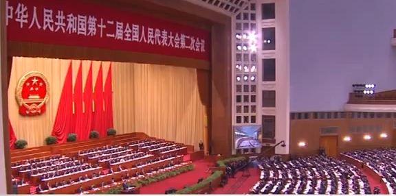 نساء الصين يمثلن ربع مقاعد البرلمان