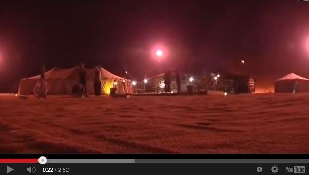 ليلة في الصحراء السعودية أغلى من أرقى فنادق العالم