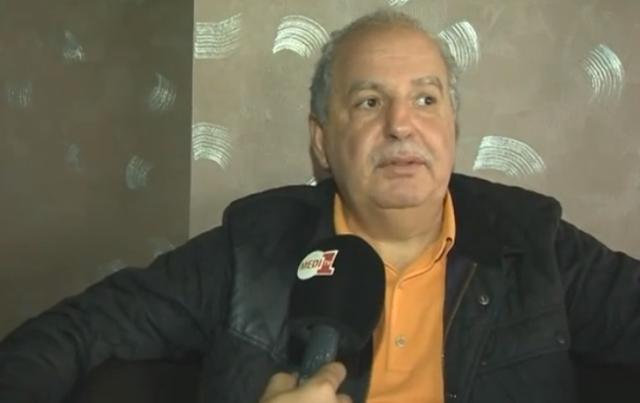 بالفيديو أكرم رئيس الوداد يغير اسمه
