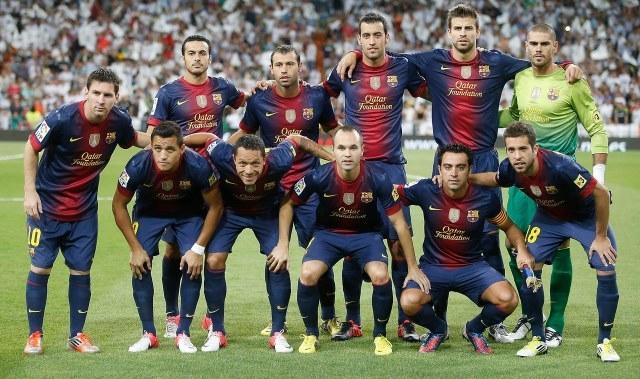 عشرة لاعبين يغادرون البارصا الصيف المقبل