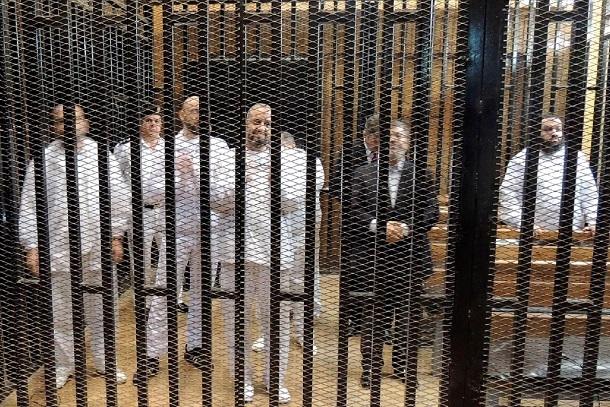الإعدام في حق 529 متهما من الإخوان المسلمين..ومخاوف من تبعات هذا الحكم