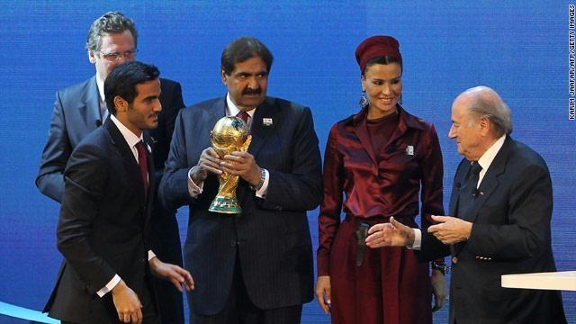 خبيرة بالفيفا تطالب بسحب تنظيم كأس العالم 2022 من قطر