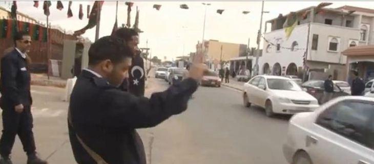 رد فعل الشارع الليبي بعد تسليم الساعدي