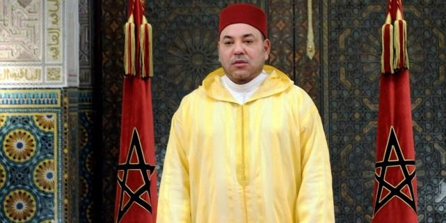 العاهل المغربي :الوضع في سوريا كارثة إنسانية  و وصمة عار في تاريخ البشرية