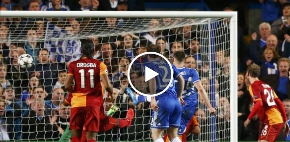 فيديو: تشيلسي -غالطة سراي 2-0