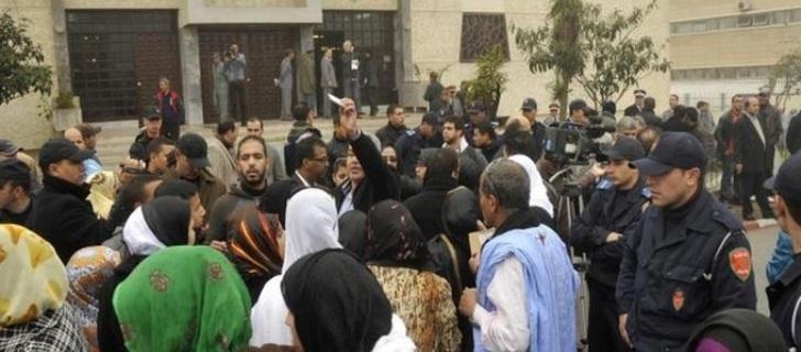 منظمة حقوقية مغربية: حالة نعمة الأصفاري جيدة..واستياء من استغلال اسمه في الحملات