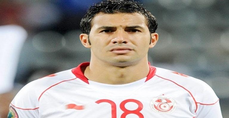 اللاعب التونسي البوسعايدي يغادر أوكرانيا بسبب الاضطرابات