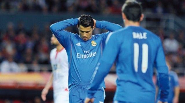 سقوط مفاجئ للريال أمام الأندلسيين