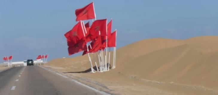 أصل تسمية الصحراء  الغربية المغربية