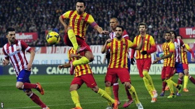 مبارايات مثيرة في أبطال اوروبا : البارصا والريال والبايرن امام مباريات في المتناول