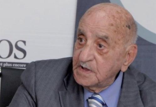 الرئيس السابق لجامعة التنس محمد امجيد في ذمة الله