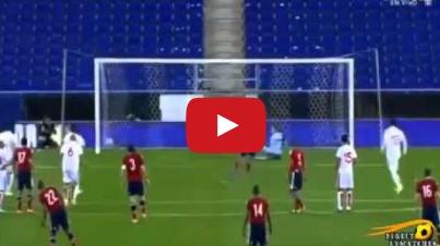 كولومبيا -تونس 1-1