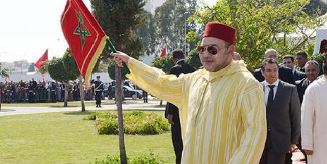 العاهل المغربي يعطي انطلاقة مشاريع بنيوية تجسيدا لبرنامج طنجة الكبرى