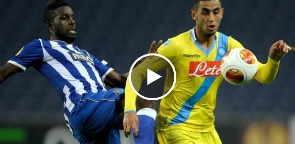 بورطو-نابولي 1-0