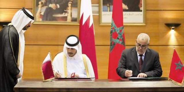 المغرب وقطر.. التوقيع على اتفاقيات التعاون ومذكرات التفاهم