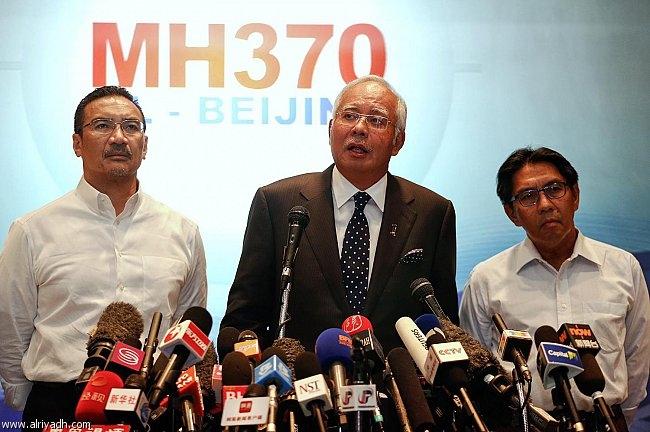 السلطات الماليزية: اختفاء الطائرة قد يكون