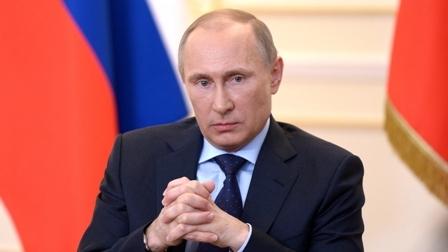 باحثون يدرسون لغة الجسد عند بوتين