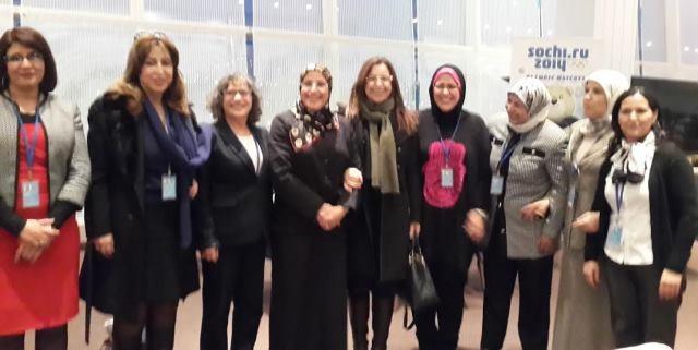 الحقاوي تلتقي في نيويورك بالبرلمانيات المغربيات وتؤكد أهمية الدبلوماسية البرلمانية في المنتديات الأممية