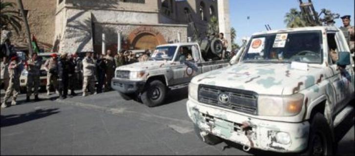 ليبيا تعبر عن أسفها البالغ لحادث الاعتداء المسلح على قنصلية المغرب في طرابلس