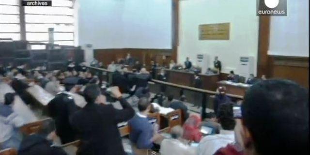 الإعدام لـ 529 متهما من أنصار مرسي