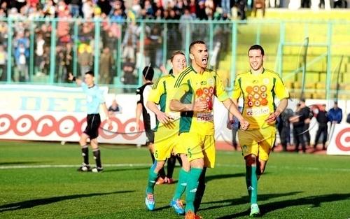 شبيبة القبائل يصل لنهائي كأس الجزائر