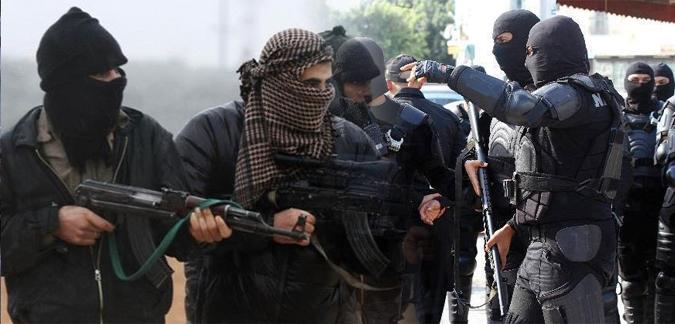 جندوبة التونسية تستيقظ على اشتباكات بين مسلحين ورجال أمن