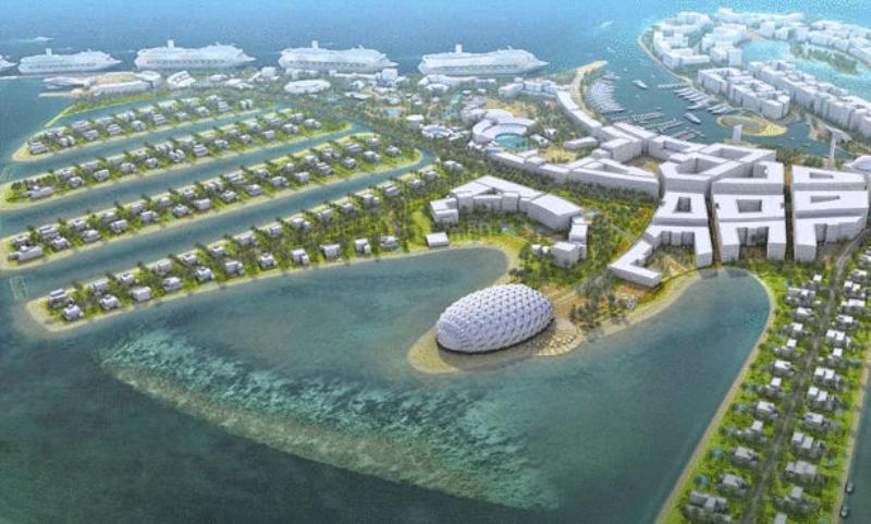 الفنادق العائمة في قطر