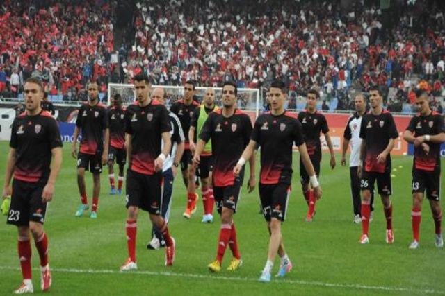 اتحاد العاصمة يواصل ريادة الدوري الجزائري
