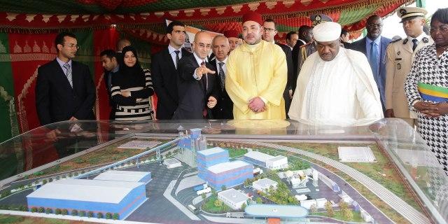 رئيس الغابون يؤكد على أهمية عودة المغرب إلى حظيرة المنظمة الإفريقية