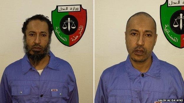 الساعدي يطلب الصفح من الليبيين ومحاكمته قريبا