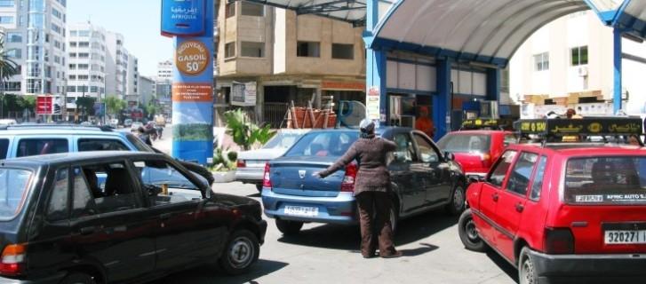 أسعار المحروقات بالمغرب مرشحة للاشتعال بسبب أزمة أو كرانيا