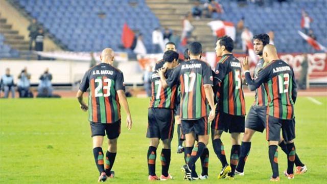 الجيش الملكي ينتقل للجديدة لاستقبال  بقية مباريات الدوري المغربي