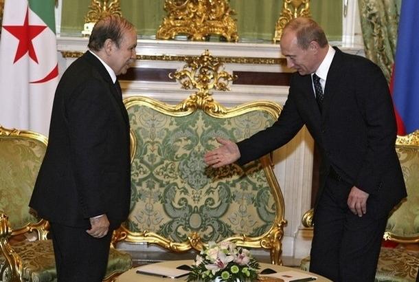 صفقة عسكرية روسية للجزائر بقيمة 3 مليارات دولار