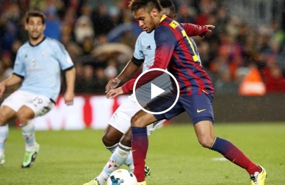 فيديو: رشلونة وسيلتا فيغو 3-0