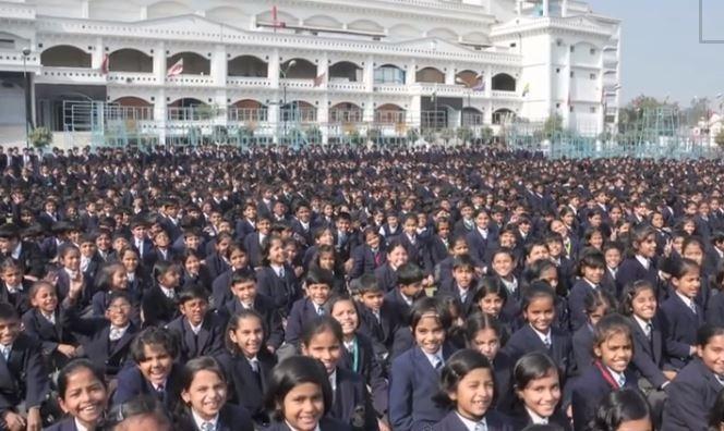 أكبر مدرسة في العالم توجد في الهند
