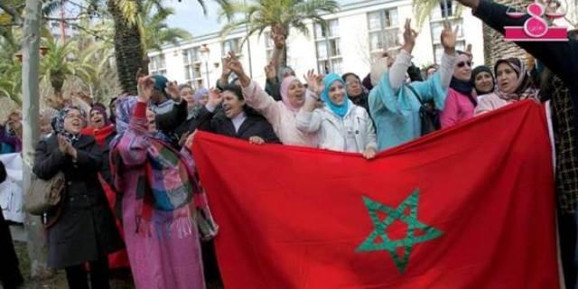 زوجة حميد شباط : المعركة ستتواصل ضد الاختيارات اللاشعبية للحكومة