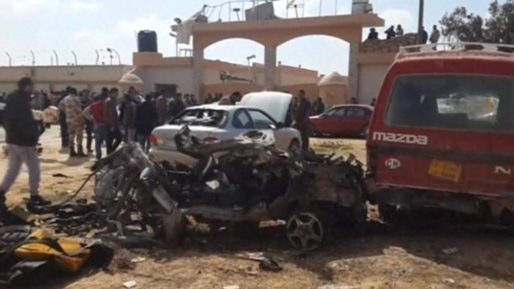 الحكومة الليبية تعلن الحرب على