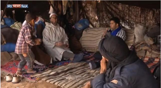 المغرب: مهرجان دولي للرحل