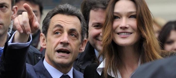 ساركوزي وزوجته يرفعان دعوى قضائية تتعلق بحياتهما الخاصة