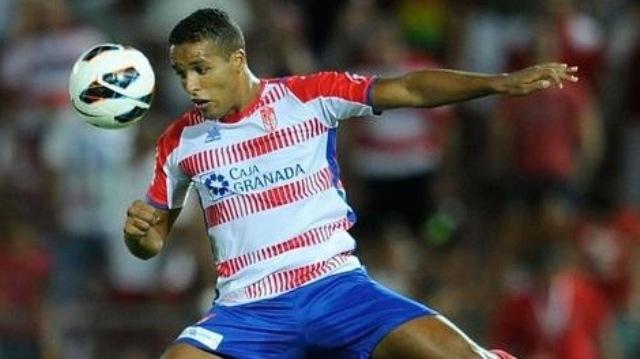 يوسف العربي يوقع 11 هدفا في الدوري الاسباني