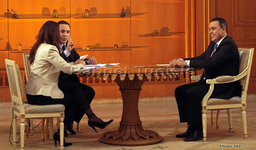 مهدي جمعة متشائم من الوضعية الاقتصادية لتونس