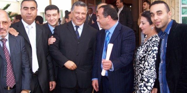 المنصوري: مستعد لرئاسة مجلس النواب ولست
