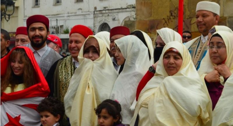 حملة بتونس لإحياء اللباس التقليدي والحفاظ عليه