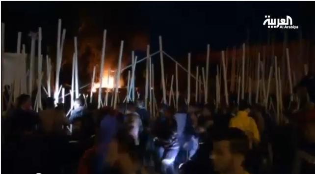 ليبيا: حادث اقتحام المؤتمر الوطني العام