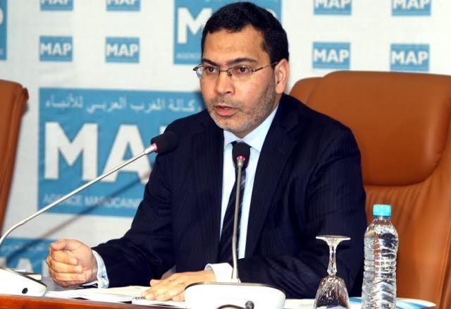 وزير الاتصال المغربي مستاء ..